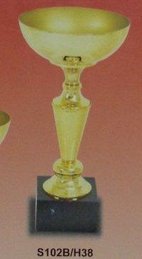 Metal Trophies (S102B/H38)