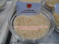 1121 White Parboiled Basmati Rice