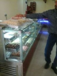 Sweet And Snacks Display Counter