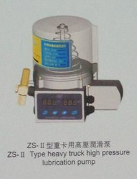 Zs Ii Type Heavy Truck High Pressure Lubrication Pump