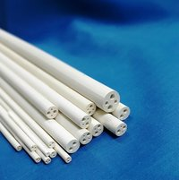 Ceramic Tubes and Rods - High Temperature and Low Temperature