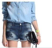 Women Jeans Short Pants