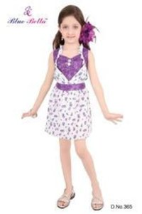 Girl Stylish Frock
