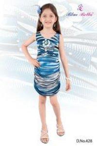 Girl Designer Frock