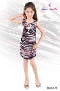 Girl Designer Party Frock