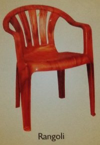 Rangoli Plastic Chair