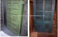 Antique Old Doors Almirah