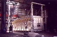 Bogie Hearth Type Reheating And Heat Treatment Furnaces