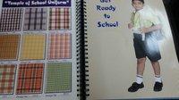 Designer School Uniform Shirt Fabric