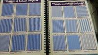 School Uniform Stripe Shirt Fabrics