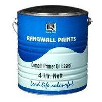 Oil Based Cement Primer