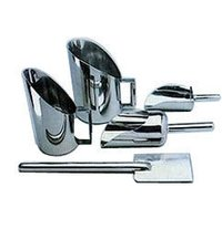 Stainless Steel Spatula Scoops