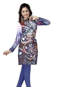 Georgette Digital Printed Kurtis