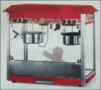 Popcorn Machine With Double Kettle (Kk-P8d)