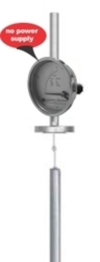 Displacer Level Indicator Transmitter