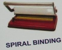 Spiral Binding Machine