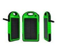 Solar Mobile Charger 5000 mAh With Torch