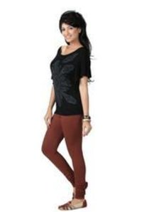 Ladies Knitted Legging
