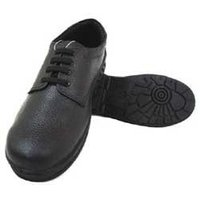 Black Safety Shoes For Men