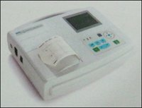 Cardiart 6208 View Plus Electrocardiograph