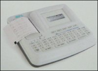 Cardiart 8108 View Electrocardiograph