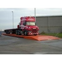 Truck Load Weigh Bridge