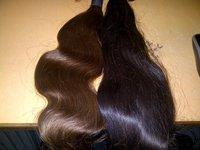 Virgin Human Hairs