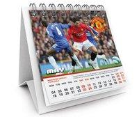 Hard Stand Desk Calendar Printing Service