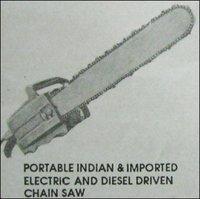 Diesel Driven Chain Saw
