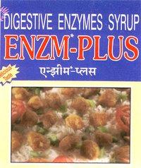 ENZM - PLUS Digestive Enzymes Syrup