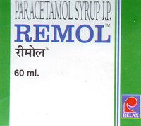 REMOL Paracetamol 60ml. Syurp