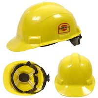 Yellow Color Helmets