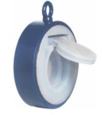 PTFE Swing Check Valves