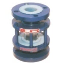 PTFE Lined Sight Glass Valves