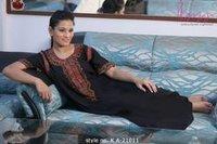 Kantha Work Ladies Nighty