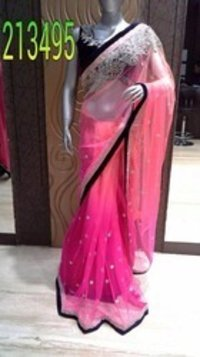 Heavy Blouse Saree