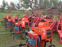 6BZ-5 Mini Sugar Cane Leaf Removing Machine