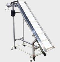 Interprover Or Transfer Conveyor