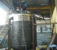 Pharmaceutical Stainless Steel Reactor
