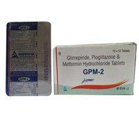Glimepiride Pioglitazone Metformin Tablet