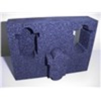 Foam Cutting By Cmt Waterjet Cutting Machine