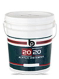 20 – 20 Acrylic Distemper Paint