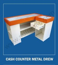 Supermarket Attractive Cash Counter