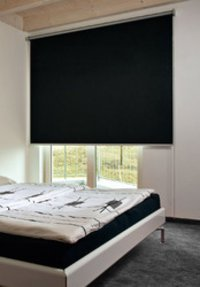 Motorized Roller Blinds