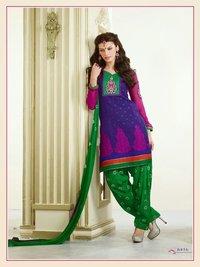 Designer Patiala Salwar Kameez