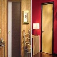 Modular Lamination Door