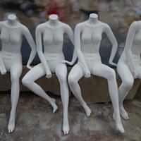 Sitting Female Mannequins