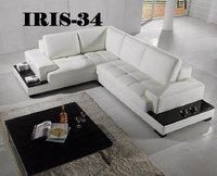 L-Shape Designer Sofa Set (IRIS-34)