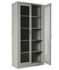 Glass Door Display Office Cabinet