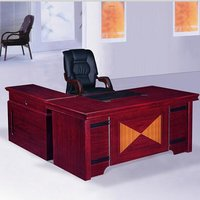 Manager Soild Wooden Office Table